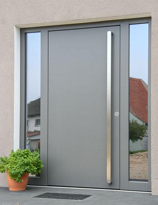 Supertherm Front Doors
